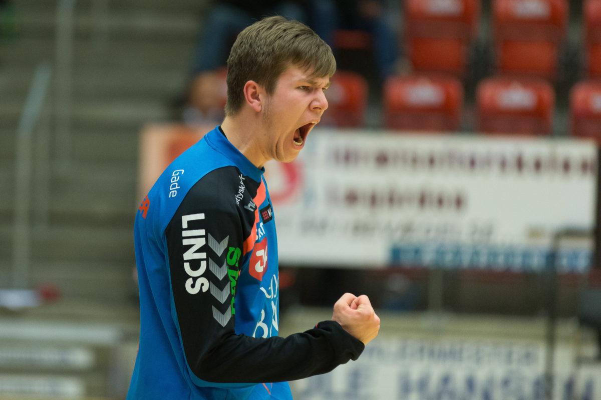 Simon Gade udlejes til Damgaard