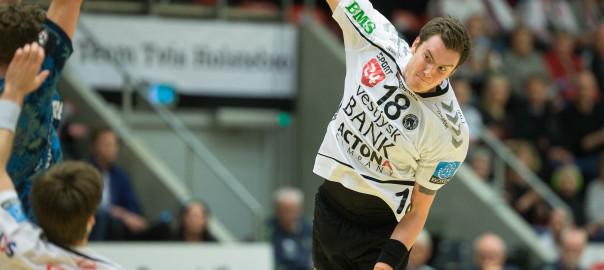 Egil Magnusson spiller bedre og bedre i forårssæonen. Foto: hfoto.dk