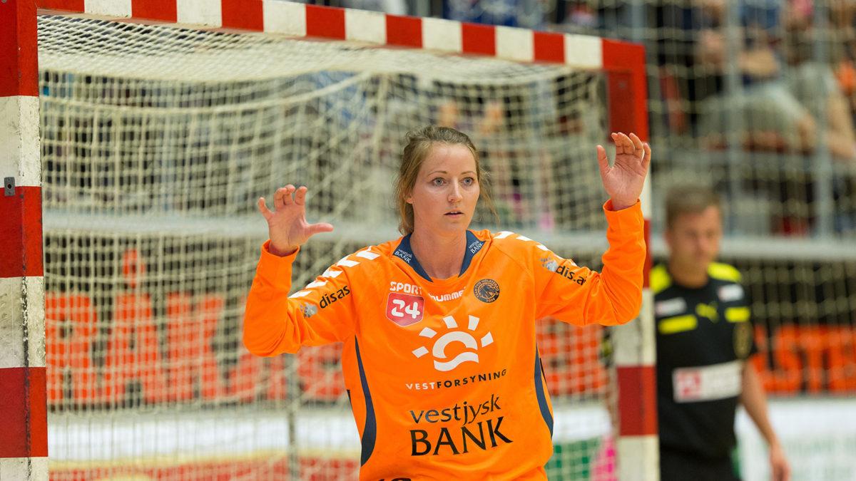 Silje Solberg, TTH - SKÅ, 2014. Foto: hfoto.dk