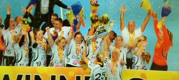 TTH hentede EHF Cup'en i russisk trykkoger