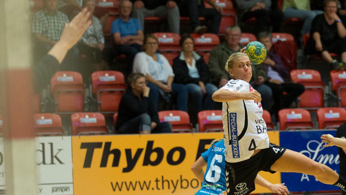 Silkeborg-Voel løbet ned i kvartfinalen